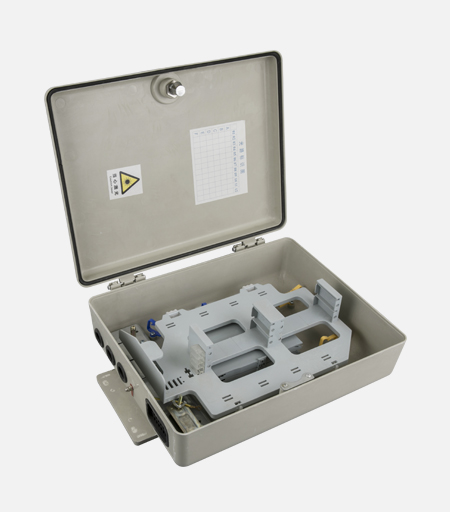 32 branch SMC fiber optic terminal box