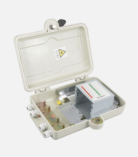 16-core splitter smc junction box