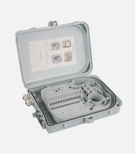 24-core Splice Fiber Optic Termination Box